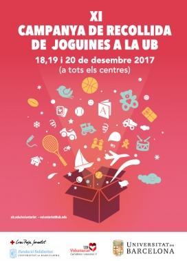 Cartell promocional de la UB