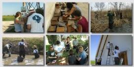 Estades de voluntariat ambiental a Riet Vell durant tot l'any (imatge: seo.org)