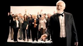 Fotograma del vídeo de la candidatura de les cooperatives presentada per la delegació alemanya a la UNESCO. Font: Canal de Youtube de la UNESCO
