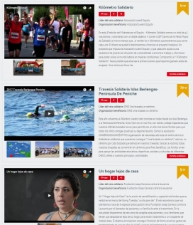 Candidaturas Premios migranodearena.org
