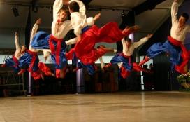 Dansaires a la darrera edició del festival