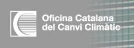 Logo de l'Oficina Catalana del Canvi Climàtic.
