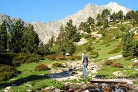El sector d'alta muntanya pirenenca en el que neixen els rius Ter i Freser (imatge:setcases.cat)