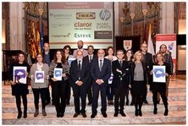 Premiats en l'edició 2016 - Font: Apunts