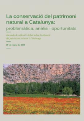 Publicació de la Conservació del Patrimoni Natural a Catalunya