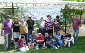 Un grup de voluntaris a l'edició de la setmana del 2014 (imatge: XVAC.cat)