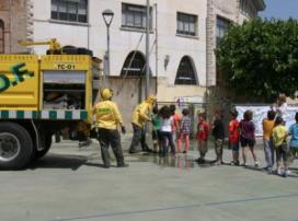 Una jornada de voluntariat de l'edició de la SVAC2014 (imatge: XVAC.cat)