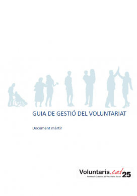 Guia-marc sobre la gestió del voluntariat (Font:voluntaris.cat)