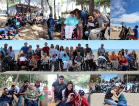 Apunta't com a voluntari a la sortida a Juneda de l'associació AIS (Font: aisayuda.com)
