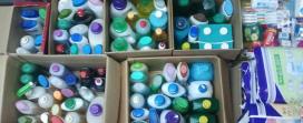 La recollida de 2015 va recaptar 1.862 productes de neteja i higiene