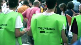 El voluntariat moltes vegades esdevé vital perquè les entitats puguin desenvolupar els seus projectes. (Font: idemtv.com)