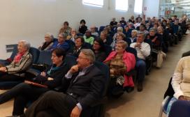 Acte d'entrega del 7è Concurs de Relats de Voluntariat Social a Lleida