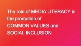 Portada de l'informe d'ALL DIGITAL sobre alfabetització mediàtica per a la inclusió social