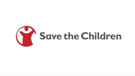 Logotip de Save the Children.