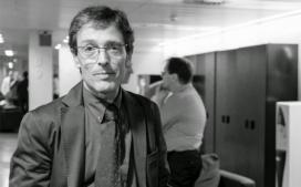 Carlos Ruiz, professor de la Facultat de Comunicació Blanquerna (URL) (font: url.edu)