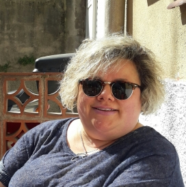 Carme Pons, fundadora de la delegació del Berguedès d'ActivaMent, pateix trastorn bipolar. Font: ActivaMent