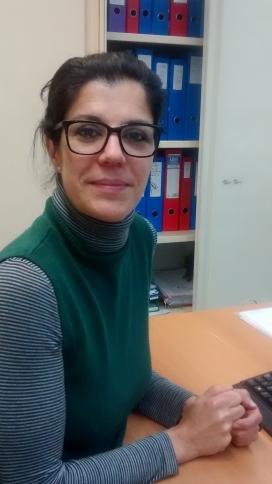 La Carmen Fuertes, de la Fundació Tot Raval