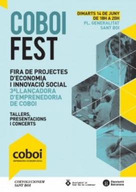 Cartell festa CoBoi