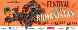 Cartell del Festival Romanistan