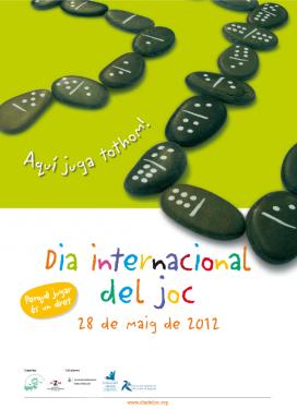 Cartell del Dia del Joc 2012