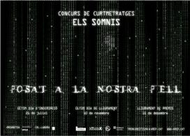 Cartell de l'edició d'enguany del concurs