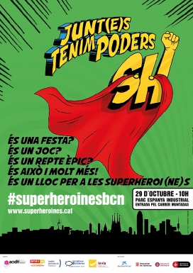 Superheroi(ne)s BCN