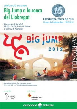 Big Jump a la conca del Llobregat