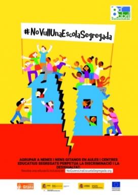 Cartell de la campanya.