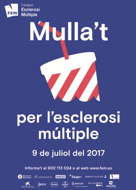 Cartell del Mulla't per l'Esclerosi Múltiple