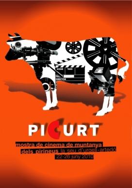 PiCurt, Mostra de curtmetratges de muntanya