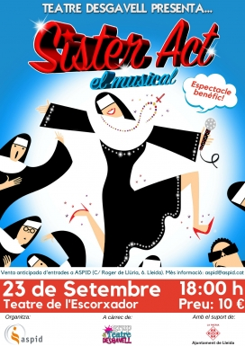 Sister Act: el musical arriba a Lleida
