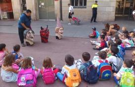 Casal de Cultura popular i Tradicional a Lluïsos de Gràcia.