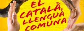 """logotip de la campanya """"El Català, llengua comuna"""""""