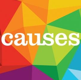 Logo de Causes.
