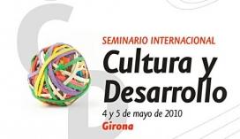 Cultura i Desenvolupament, UE 2010