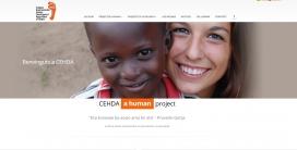 Pàgina web de CEHDA. Font: CEHDA