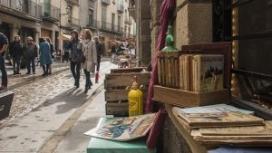 Vila del Llibre de Catalunya (Montblanc, 1 i 2 d'abril) (foto: Cervera 2016, Ester Roig).