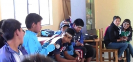 Brigades estudiantils Bolívia