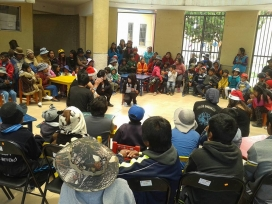 Activitats aula Bolívia