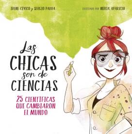 'Las chicas son de ciencias'. Irene Cívico i Sergio Parra.