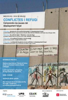 Cicle de diàlegs 'Conflicte i refugi'