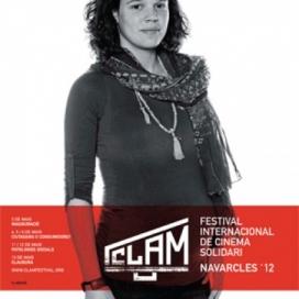 Cartell del Clam-Festival de Cinema Solidari de Navarcles