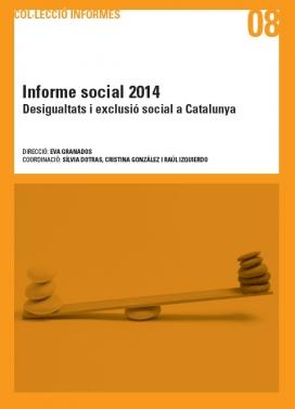 L'Informe Social 2014 analitza la realitat social d'una gran part de les famílies catalanes