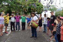 Activitat grupal. Font: Fundació Acacia, Facebook