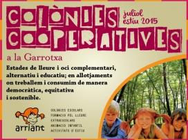 Colònies cooperatives d'Arriant