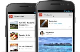 Google+ communities també és una eina molt bona per organitzar comunitats de voluntaris