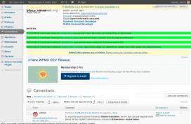 També podreu llançar tot el correu SPAM a la brossa del vostre blog