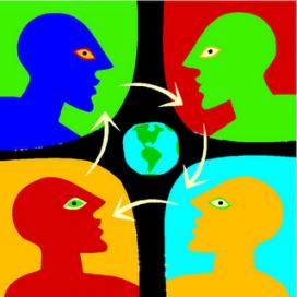Assertivitat i comunicació - Font: glogster.com