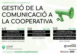 Gestió de la comunicació a la cooperativa