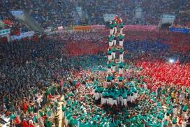 Concurs de Castells de Tarragona (1 i 2 d'octubre).